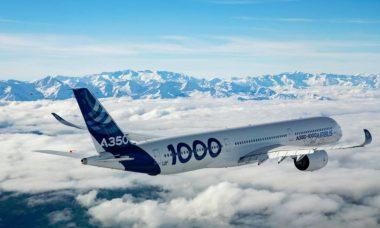 Airbus A350-1000 pour Quantas